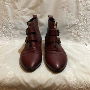 Original Free People Leather Boots